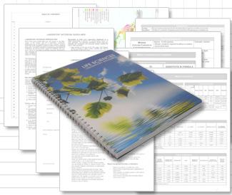 student life sciences lab notebooks