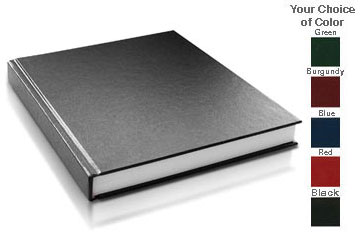 blank books from bookfactory