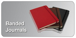 banded personal journals