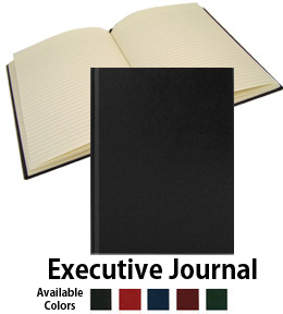 classic leather executive journal